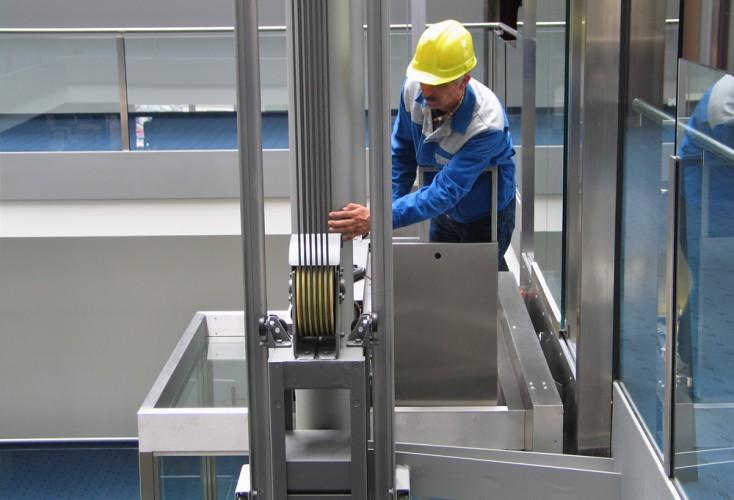 Обучение в лифтовой отрасли с подготовкой к аттестации в ЦОК