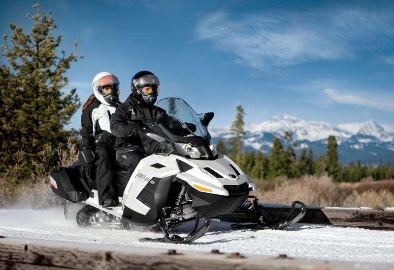 Водитель снегохода (внедорожного мототранспортного средства, категория А1)