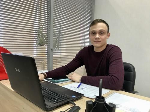Гармс Андрей Андреевич